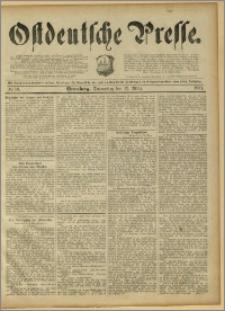 Ostdeutsche Presse. J. 15, 1891, nr 60