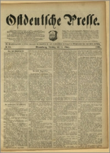 Ostdeutsche Presse. J. 15, 1891, nr 63