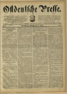 Ostdeutsche Presse. J. 15, 1891, nr 65