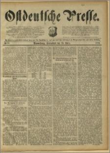 Ostdeutsche Presse. J. 15, 1891, nr 68