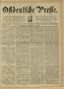 Ostdeutsche Presse. J. 15, 1891, nr 69