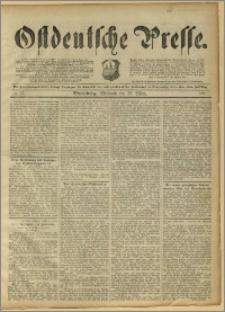 Ostdeutsche Presse. J. 15, 1891, nr 71