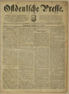 Ostdeutsche Presse. J. 15, 1891, nr 75