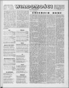 Wiadomości, R. 10 nr 49 (505), 1955