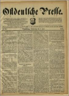 Ostdeutsche Presse. J. 15, 1891, nr 151
