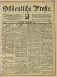 Ostdeutsche Presse. J. 15, 1891, nr 154