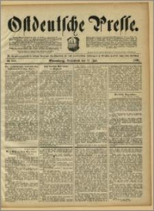 Ostdeutsche Presse. J. 15, 1891, nr 159