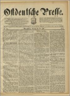 Ostdeutsche Presse. J. 15, 1891, nr 166