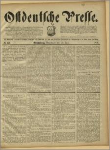 Ostdeutsche Presse. J. 15, 1891, nr 171