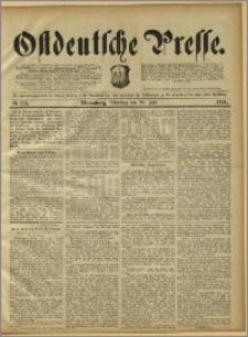 Ostdeutsche Presse. J. 15, 1891, nr 173