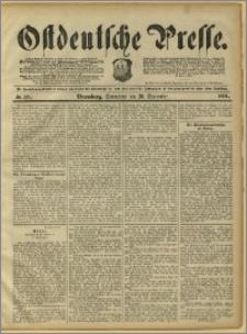 Ostdeutsche Presse. J. 15, 1891, nr 225