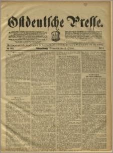 Ostdeutsche Presse. J. 15, 1891, nr 235