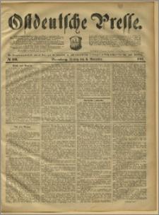 Ostdeutsche Presse. J. 15, 1891, nr 260
