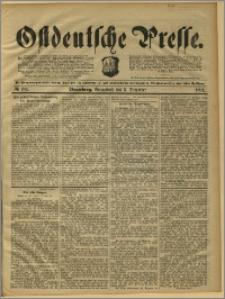 Ostdeutsche Presse. J. 15, 1891, nr 285