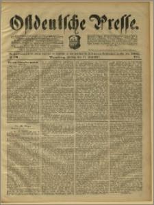 Ostdeutsche Presse. J. 15, 1891, nr 290