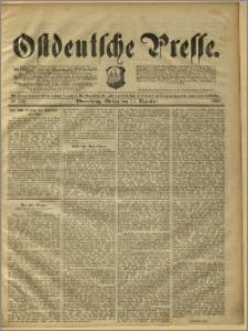 Ostdeutsche Presse. J. 15, 1891, nr 292