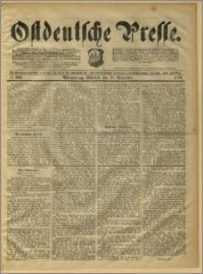 Ostdeutsche Presse. J. 15, 1891, nr 304