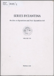 Series Byzantina, 8