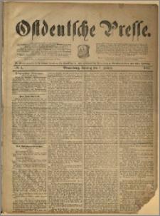 Ostdeutsche Presse. J. 17, 1893, nr 1