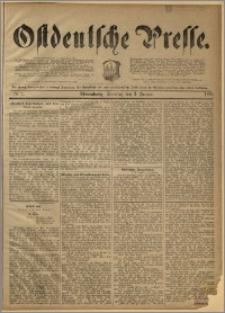 Ostdeutsche Presse. J. 17, 1893, nr 2