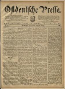 Ostdeutsche Presse. J. 17, 1893, nr 10