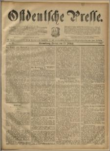 Ostdeutsche Presse. J. 17, 1893, nr 11