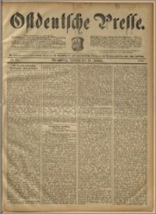 Ostdeutsche Presse. J. 17, 1893, nr 13
