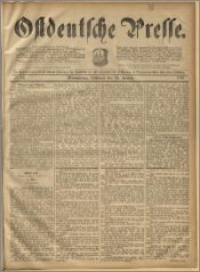 Ostdeutsche Presse. J. 17, 1893, nr 21