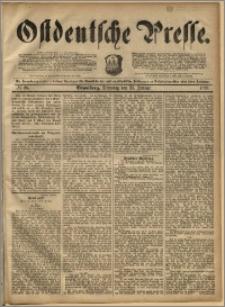 Ostdeutsche Presse. J. 17, 1893, nr 26