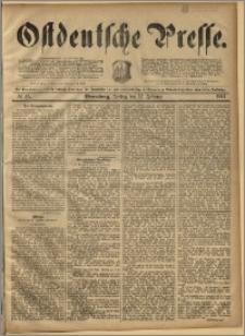 Ostdeutsche Presse. J. 17, 1893, nr 41