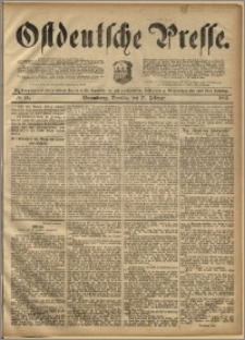 Ostdeutsche Presse. J. 17, 1893, nr 44