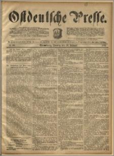 Ostdeutsche Presse. J. 17, 1893, nr 49