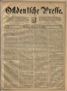 Ostdeutsche Presse. J. 17, 1893, nr 50