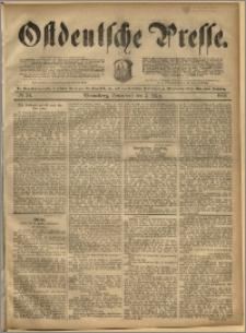 Ostdeutsche Presse. J. 17, 1893, nr 54