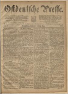 Ostdeutsche Presse. J. 17, 1893, nr 72