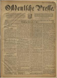 Ostdeutsche Presse. J. 17, 1893, nr 78
