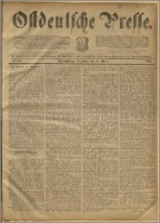 Ostdeutsche Presse. J. 17, 1893, nr 84