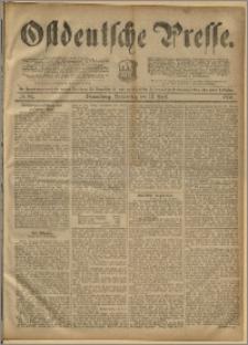 Ostdeutsche Presse. J. 17, 1893, nr 86
