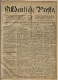 Ostdeutsche Presse. J. 17, 1893, nr 91