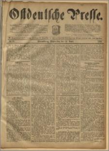 Ostdeutsche Presse. J. 17, 1893, nr 98