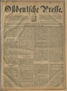 Ostdeutsche Presse. J. 17, 1893, nr 99