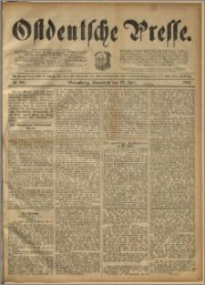 Ostdeutsche Presse. J. 17, 1893, nr 100