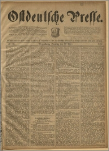 Ostdeutsche Presse. J. 17, 1893, nr 101