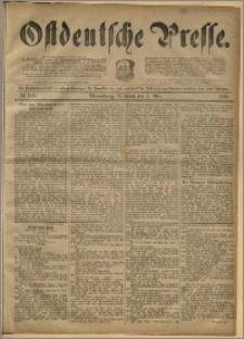 Ostdeutsche Presse. J. 17, 1893, nr 103