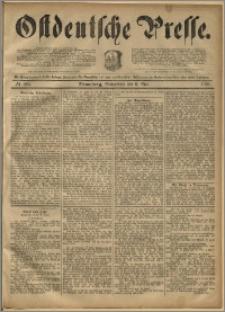 Ostdeutsche Presse. J. 17, 1893, nr 106