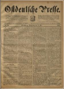 Ostdeutsche Presse. J. 17, 1893, nr 110