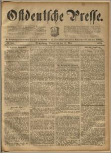 Ostdeutsche Presse. J. 17, 1893, nr 115