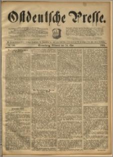 Ostdeutsche Presse. J. 17, 1893, nr 119