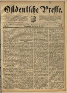 Ostdeutsche Presse. J. 17, 1893, nr 121