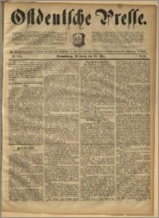 Ostdeutsche Presse. J. 17, 1893, nr 125